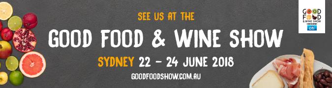 GOOD FOOD & WINE SHOW, SYDNEY